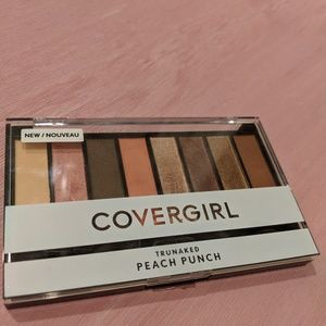 Covergirl Peach Punch - Trunaked Eyeshadow Palette